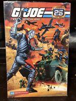 GI Joe 25th Anniversary Action Figure Comic (2007) #14 Bonus 3 Character Cards