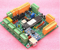 4 Axis USB CNC Controller CNCUSB USBCNC CNC USB Alternative MACH3 USBCNC 2.1