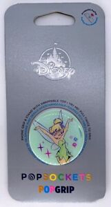 Disney Parks Tinkerbell Sparkle iPhone PopSocket Pop Grip Stand for Phone