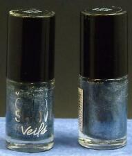Maybelline Color Show Nail Lacquer (Lot of 2)  # 616 Blue Glaze