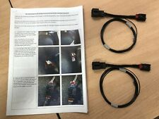 Mk7 Golf Halogen to LED Tail Light Retrofit Wiring Harness Kit Plug And Play
