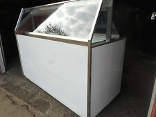 BASKIN ROBBINS 6 FT. ICE CREAM DIP CABINET, 12 FLAVORS, EXCELLENT CONDITION!