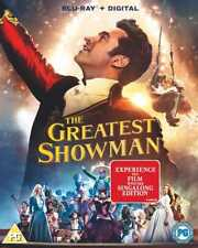 The Greatest Showman [2017] (Blu-ray + Digital Download) Movie plus Sing-along