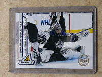 10-11 Panini Pinnacle Artist Proof Parallel JONATHAN QUICK #107