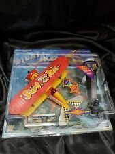 Goldlok stunt aces airplane Wired Remote Control brand new Unopened red yellow