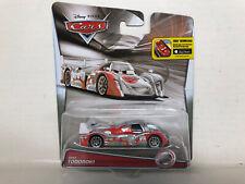disney pixar cars silver Racer Series SHU TODOROKI