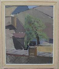 Brita af Klercker 1906 - 2001, Scène de basse-cour, À 1960