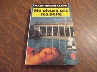 le livre de poche ne pleure pas ma belle - MARY HIGGINS CLARK