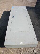 Square D I-Line HCM4191M Series E1 Circuit Breaker Panelboard 400Amp 250V AC