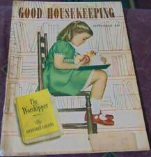 Good Housekeeping September 1945/Coca Cola
