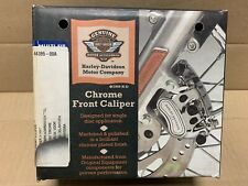 Harley Davidson Front Chrome Brake Caliper 44395-00A