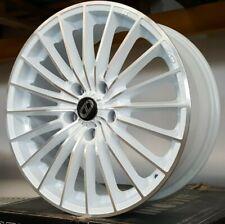 4 llanta OZ Racing 35 aniversario 8x18 5x120 Et40 Edición limitada white f.p.