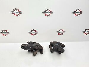 VW PASSAT CC PASSAT B7 PAIR OF REAR LEFT & RIGHT ELECTRIC BRAKE CALIPERS