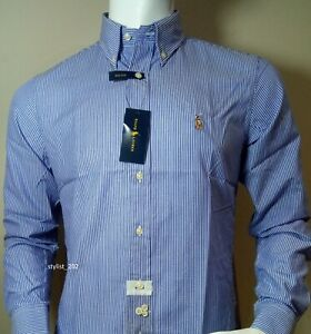 Men's Full Sleeve 100% Cotton Ralph Lauren Shirt For Sale!!