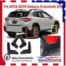 Fit For Subaru XV Crosstrek 2018 OE Style Splash Guards Mud Flaps Mud Guards US