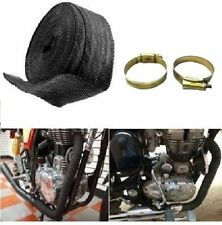 Silencer Wrap Bike Exhaust Heat Shield 3 metre lenght  For RE Classic 350