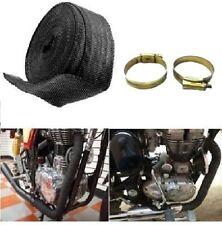 Silencer Wrap Bike Exhaust Heat Shield 3 metre lenght For Royal Enfield Bullet