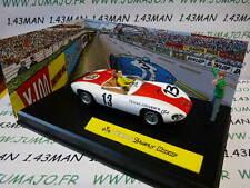 voiture altaya IXO 1/43 diorama BD MICHEL VAILLANT : TEXAS driver's BOCAR n°13