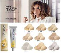 Wella Koleston Perfect Professional Hair Color Tint Dye - SPECIAL BLONDE - 60 ML