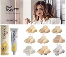 Wella Number 81454356 KP Special Blonde Permanent Coloring 60 Ml
