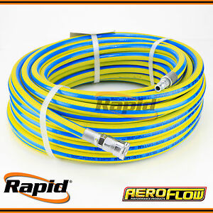 10mm TotalRubber Super True Blue 20mt Hose Assembly PPSTB-0038/20F