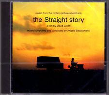 THE STRAIGHT STORY Angelo Badalamenti OST CD David Lynch Eine wahre Geschichte