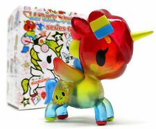 "Tokidoki UNICORNO SERIES 6 SUMMER 3"" Mini Vinyl Figure Toy Opened Blind Box"