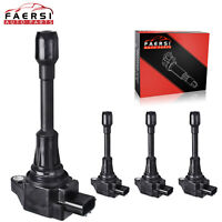 Ignition Coil KIT SET of 4 for Altima Cube Rogue Sentra Versa 1.6L 1.8L 2.0L