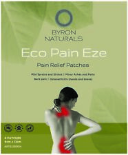 Eco PainEze - Pain Relief Patches | 6 Patches