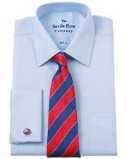Savile Row Cotton Regular Formal Shirts for Men