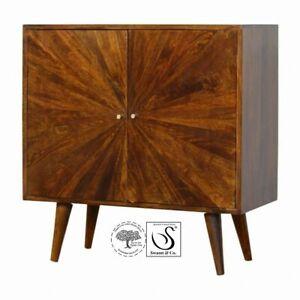Chestnut Sunrise Cabinet