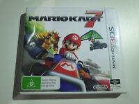 Mario Kart 7 Nintendo 3DS PAL