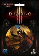 Diablo 3 III - Monk Class Sticker * NEW Jinx licensed Blizzard item