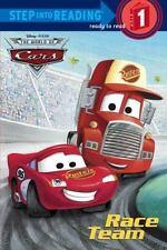 Race Team (Disney/Pixar Cars) - Good - RH Disney - Paperback