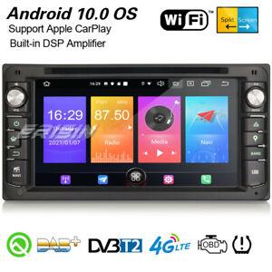 CarPlay Android 10 DSP DAB+ Autoradio Navi Toyota Corolla Hiace Hilux Yaris RAV4