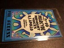 PHARCYDE MIDNIGHT VOICES ORIG MUSIC CONCERT ALL ACCESS BACKSTAGE PASS