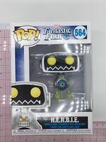 Funko Pop! Heroes: Marvel Comics - Herbie Vinyl Figure 564 N03