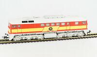 ROCO 63395 Spur H0 Diesellok M62 902, GYSEV, Epoche IV, DSS, OVP, top!