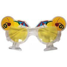 Hawaiian Beach and Fun Glasses