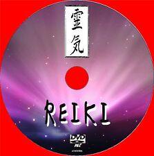 Guide de guérison reiki facile de ramasser les débutants absolus DVD leçons nouveau DVD