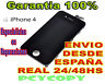 PANTALLA LCD COMPLETA + TACTIL PARA IPHONE 4 4G DIGITALIZADOR NEGRO TOUCH SCREEN
