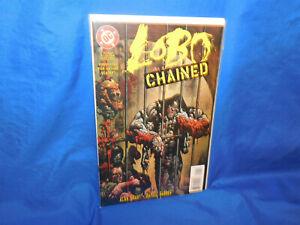 Lobo #1, Lobo/'s Back, X-Mas Special, etc, Plz Read Lobo Comics Lot