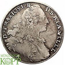 Z641)  Bayern Madonnentaler 1771 Maximilian III. Joseph 1745-1777