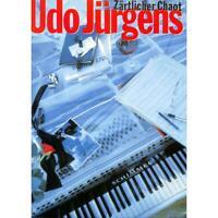Udo Jürgens: Zärtlicher Chaot - Noten für Gesang und Klavier - 9790204800490