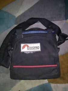 Lowepro Mini Mag DLX Camera or Camcorder bag -Black