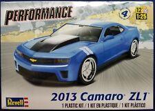 Revell 1/25 Scale Model Kit: 2013 Camaro ZL1 [FREE SHIPPING]