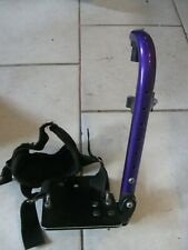 BodyPoint BP Ankle Hugger Wheelchair foot Support Brace Rigid Adjustable Purple