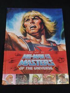 Motu Arte De He-man Y Los Amos Del Universo Por Tim Seeley (inglés) Tapa Dura