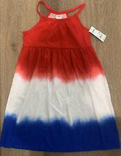 Oshkosh Beautiful Girls Sun Dress Size 6 Sundress Nwt Summer Beach