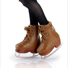 Dollmore MSD - Basic Skate Ankle Boots (Brown)